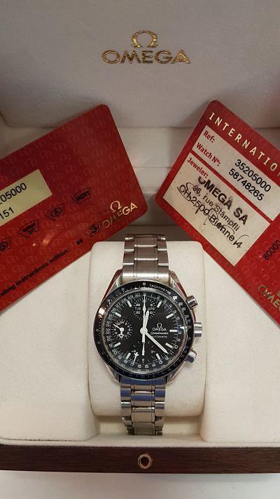 Omega Speedmaster Day Date