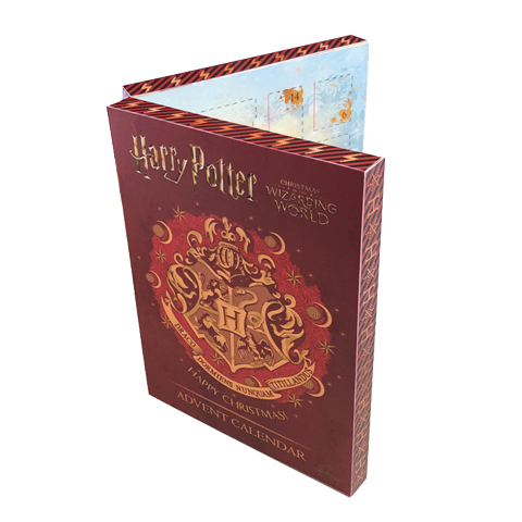 Calendrier de l'avent Harry Potter