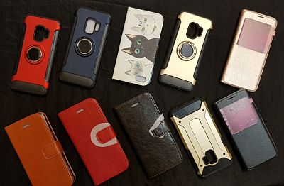 Accessoires Samsung S9
