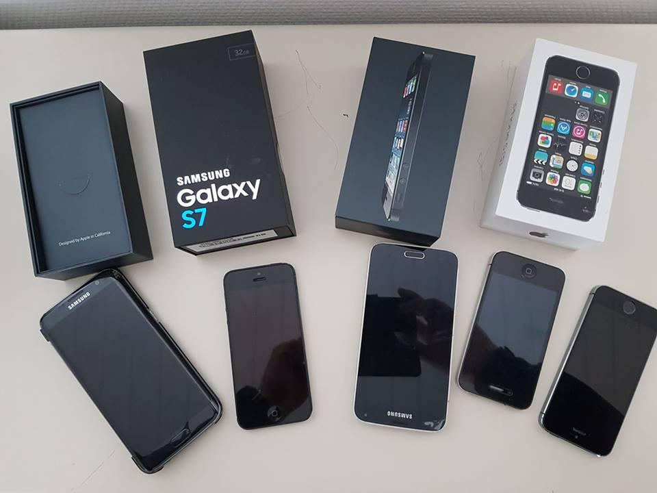 Rachats de tous vos smartphones