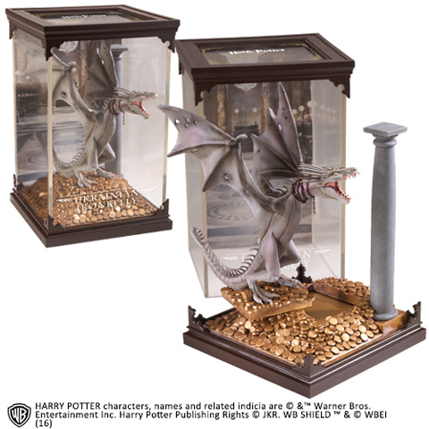 Harry Potter Dragon de Gringotts