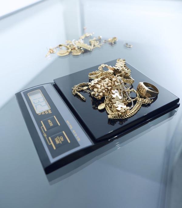 Payez vos achats en or