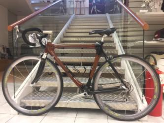 Vélo de course J.P. Baudet