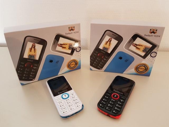 Téléphone dual sim