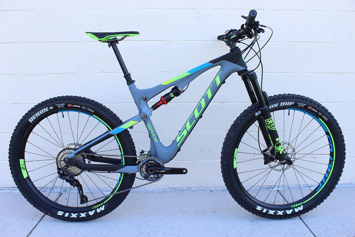 VTT enduro Scott 710 Plus L