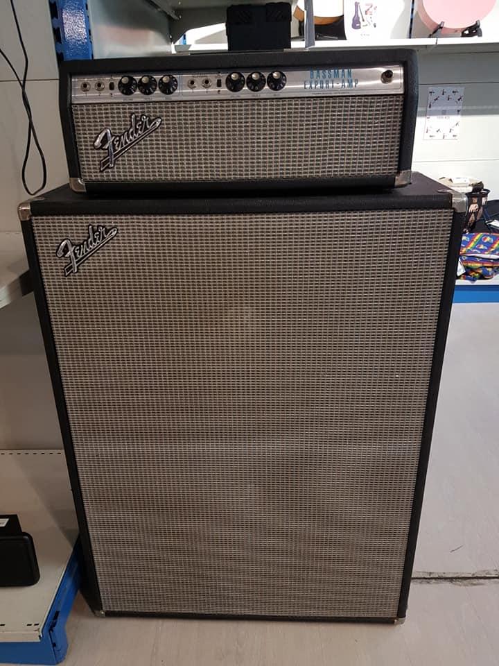 Fender Bassman Export