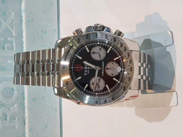Tudor sport chronographe