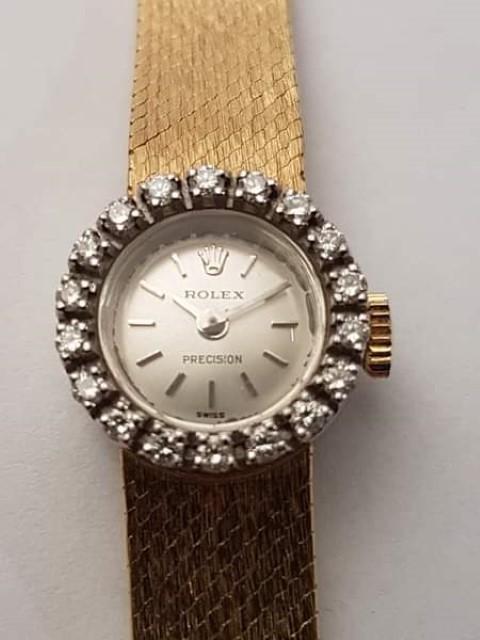 Rolex précision